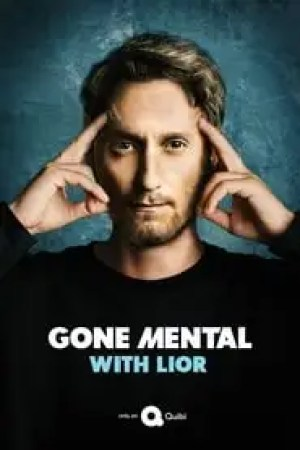 Portada Gone Mental with Lior