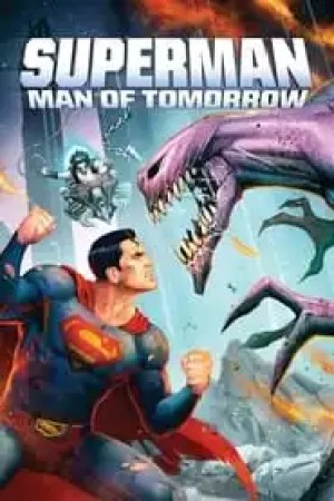 Portada Superman: Man of Tomorrow