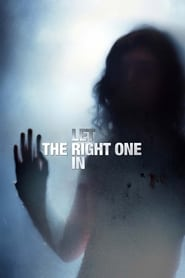 poster Let the Right One In