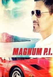 Magnum Private Investigator Portada
