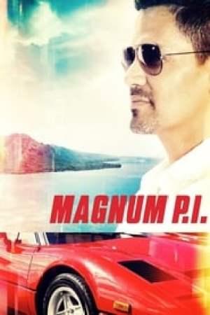 Portada Magnum Private Investigator 3x13
