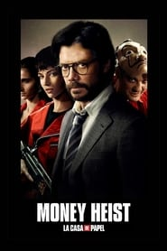 poster Money Heist