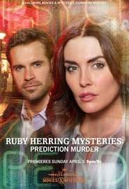 Ruby Herring Mysteries: Prediction Murder Portada