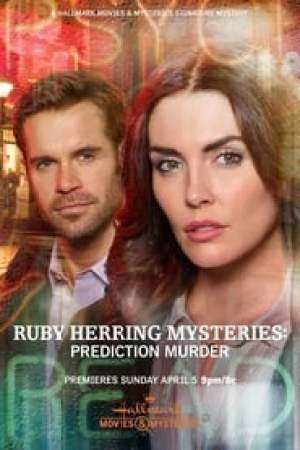 Portada Ruby Herring Mysteries: Prediction Murder