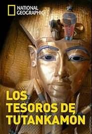 Los tesoros de Tutankamón Portada