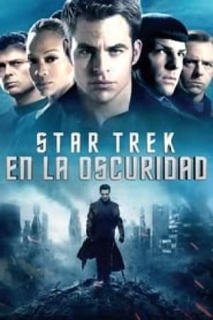 Portada Star Trek: En la oscuridad