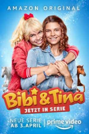 Portada Bibi y Tina
