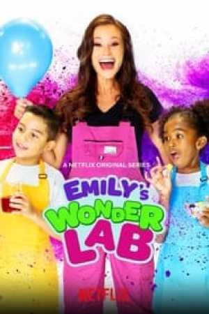 Portada Emily y su laboratorio de las maravillas