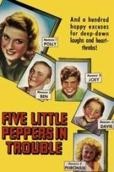 Five Little Peppers in Trouble 1940