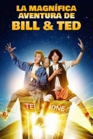 Portada Las alucinantes aventuras de Bill y Ted