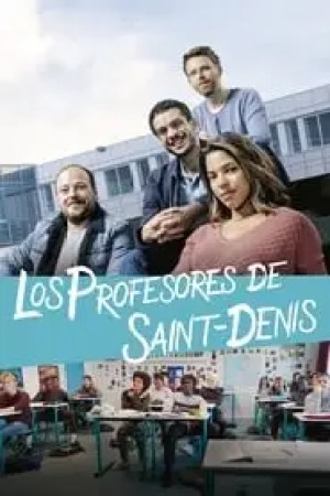 Portada Los profesores de Saint-Denis