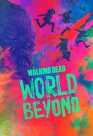 The Walking Dead: World Beyond Portada