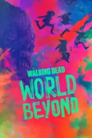 Portada The Walking Dead: World Beyond
