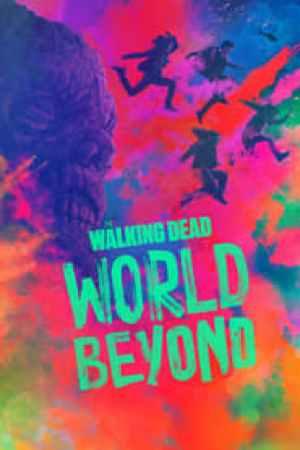 Portada The Walking Dead: World Beyond