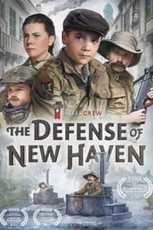Portada The Defense of New Haven