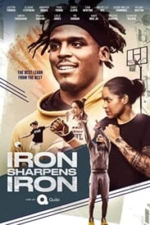 Portada Iron Sharpens Iron