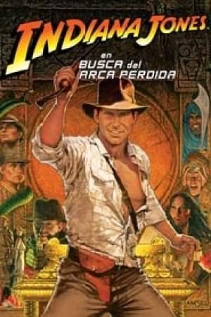 Portada Indiana Jones en busca del arca perdida