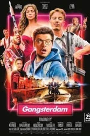 Portada Gangsterdam