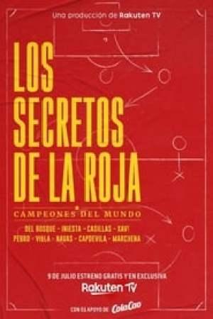 Portada Los secretos de La Roja – Campeones del mundo