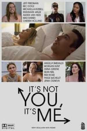Portada It's Not You, It's Me