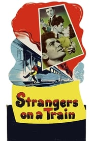 poster Strangers on a Train