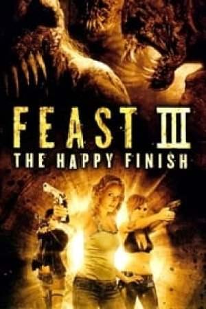Portada Feast III: Atrapados III