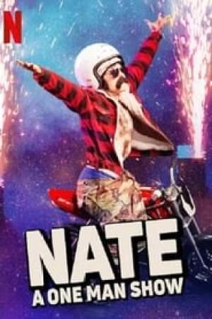 Portada Nate: A One Man Show