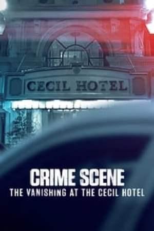 Portada Escena del crimen: Desaparición en el Hotel Cecil
