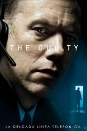 Portada The Guilty