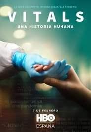 Vitals: Una historia humana Portada
