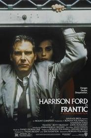 poster Frantic