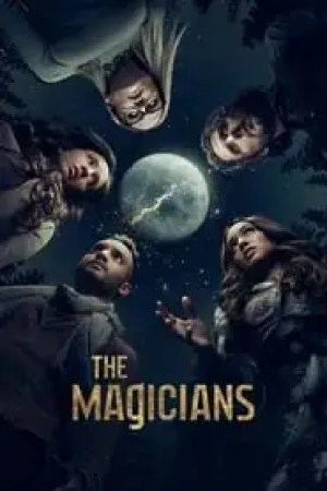 Portada The Magicians