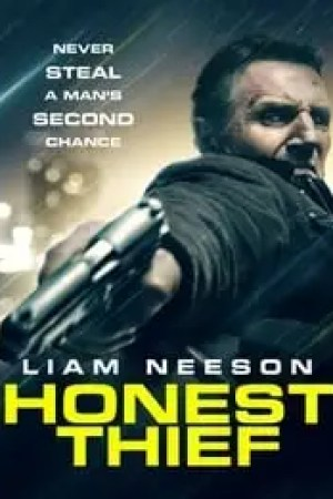 Portada Honest Thief