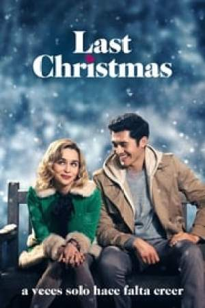 Portada Last Christmas (Últimas Navidades)