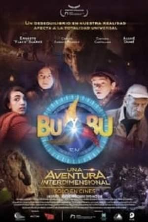 Portada Bu y Bu, una aventura interdimensional