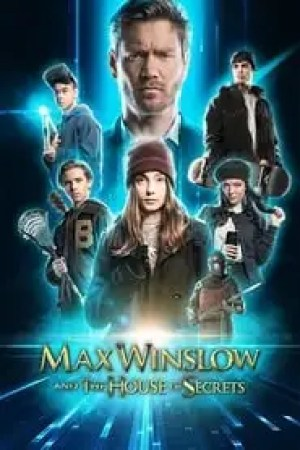 Portada Max Winslow and The House of Secrets