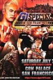 NJPW G1 Special In San Francisco 2018