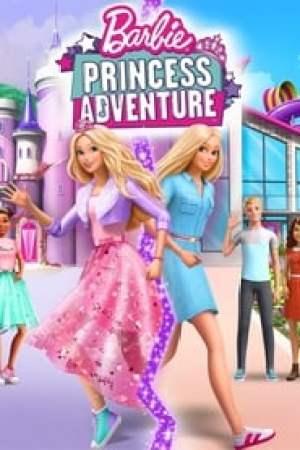 Barbie: Princess Adventure (2020)