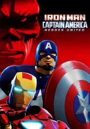 img Hombre de hierro y Capitan America los Heroes Unidos