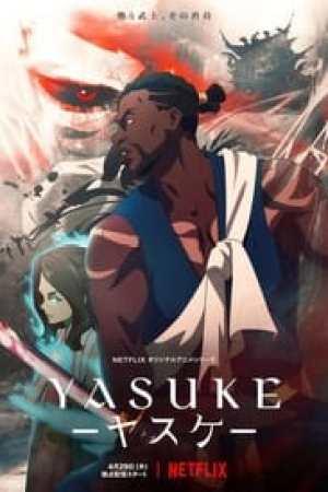 Portada Yasuke