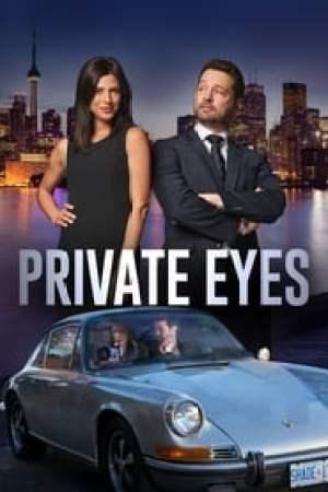 Portada Private Eyes