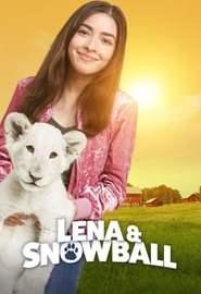 Lena and Snowball Portada