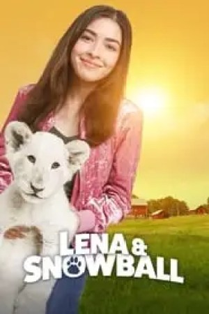Portada Lena and Snowball