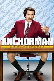 poster Anchorman: The Legend of Ron Burgundy