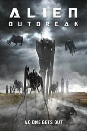 Portada Alien Outbreak
