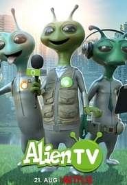 Alien TV Portada