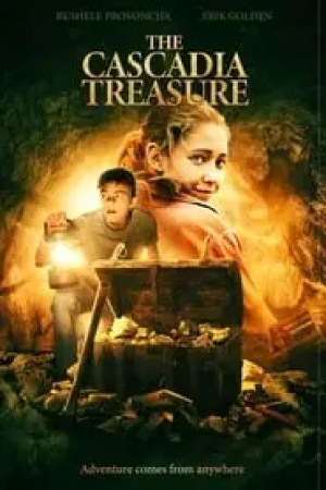 Portada The Cascadia Treasure