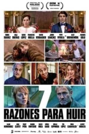 Portada 7 razones para huir