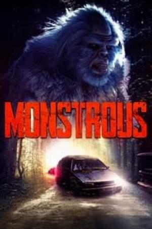 Portada Monstrous