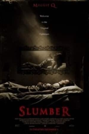 Portada Slumber: El demonio del sueño